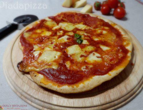 Piadapizza Margherita