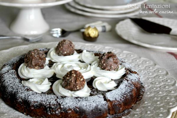 Crostata morbida al cioccolato.blog