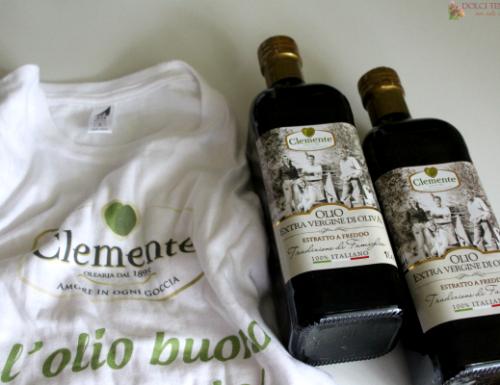 Olio Extravergine di oliva Clemente