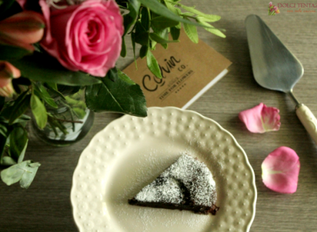 Torta al cioccolato cremosa