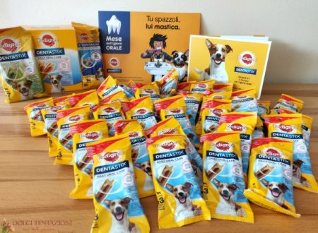 Campagna Pedigree Dentastix con The Insiders