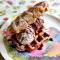Waffel con gelato
