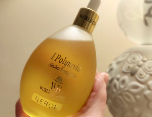 Neroli vivace elixir di World of beauty