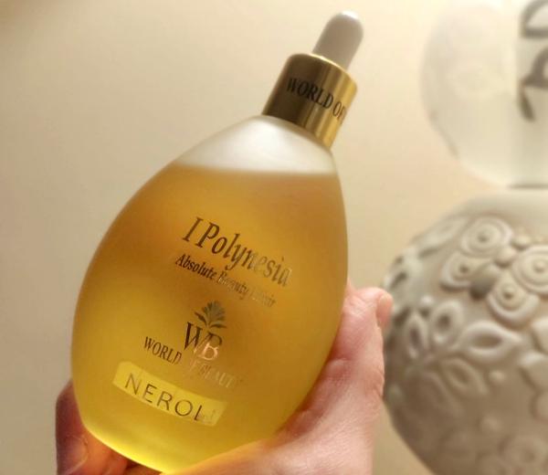 Neroli vivace elixir di World of beauty