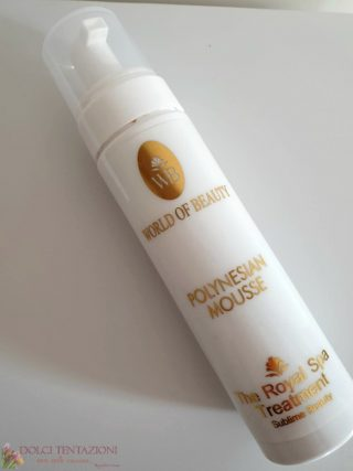 world of beauty. mousse