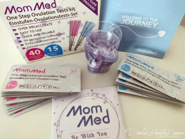 Momed kit ovulazione e gravidanza