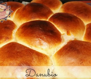 Danubio – ricetta passo-passo –