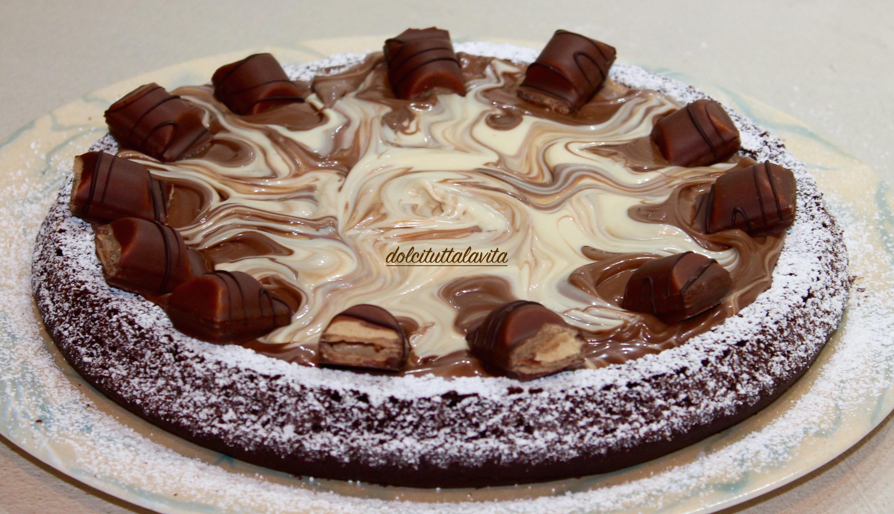 Extrêmement Ricette Torta kinder bueno - Le ricette di GialloZafferano LJ73