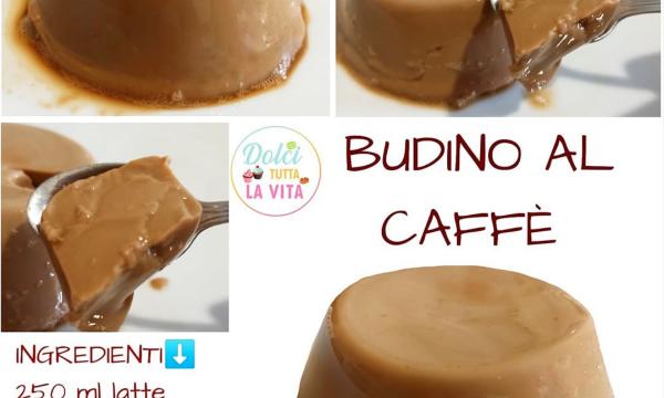 BUDINO AL CAFFÉ