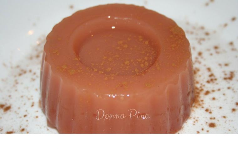 Il Gelo di cannella, dessert siciliano al cucchiaio