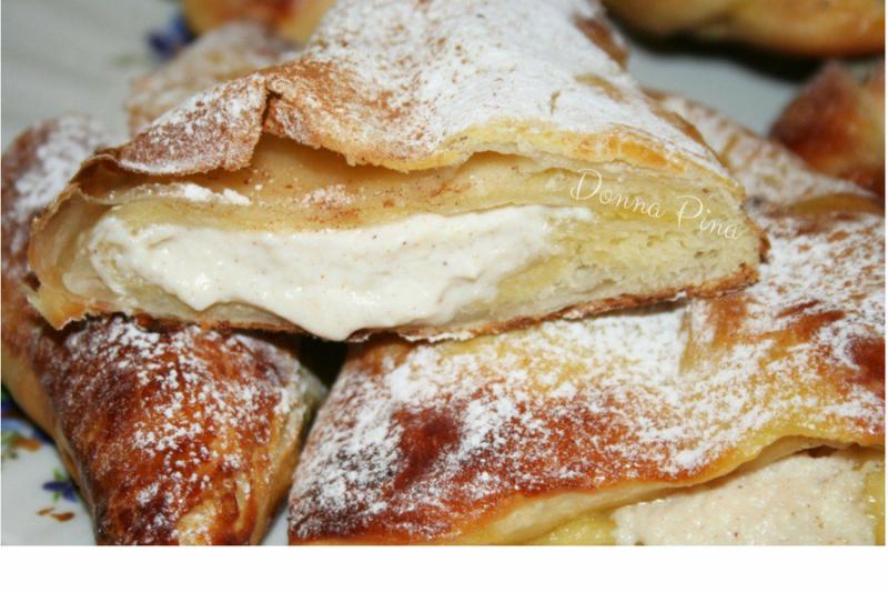 La Raviola al forno- Golosità Siciliana con dolce crema di ricotta