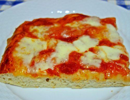 Pizza Express genuina, semplice, gustosa