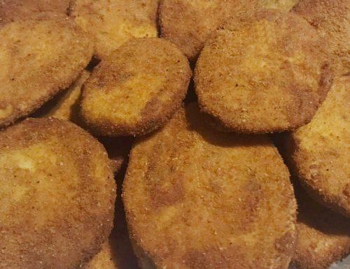 Cotolette di melanzane (ricetta facile)