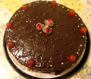 torta margherita farcita