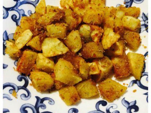 Patate sabbiose in padella