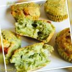 Muffin broccoli e stracchino