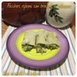 Paccheri ripieni con broccoli e salmone