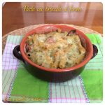 Pasta coi broccoli al forno
