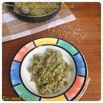 Grano saraceno con broccoli