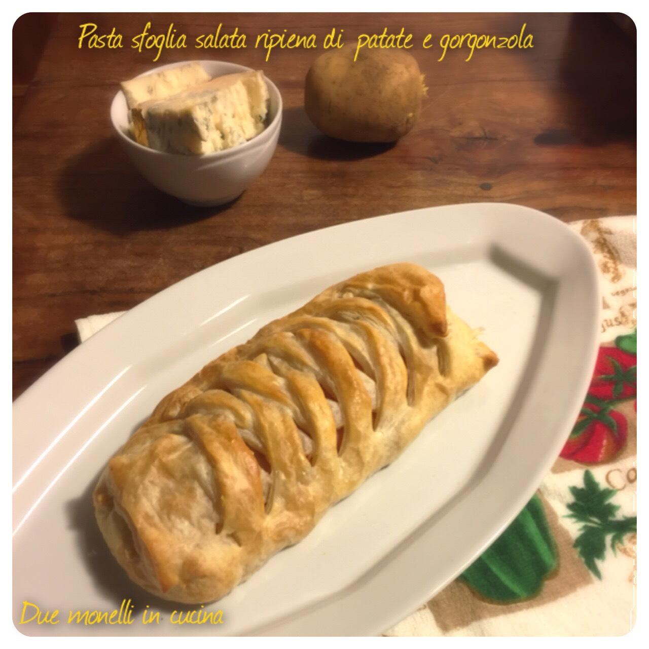 abbastanza Ricette Pasta sfoglia ripiena salata - Le ricette di GialloZafferano YH11