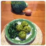 Polpette di broccoli al forno ricetta vegetariana