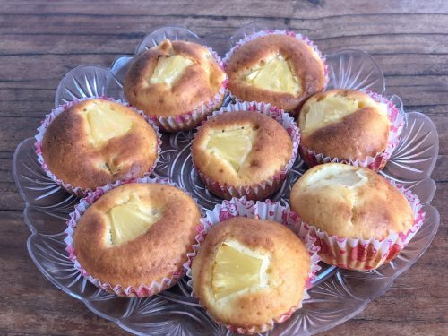 Dolcetti all'ananas