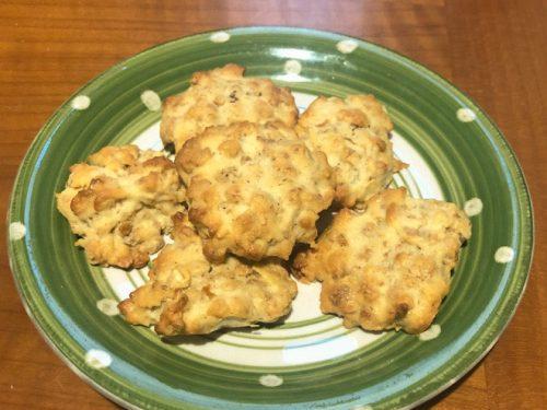 Biscotti con muesli