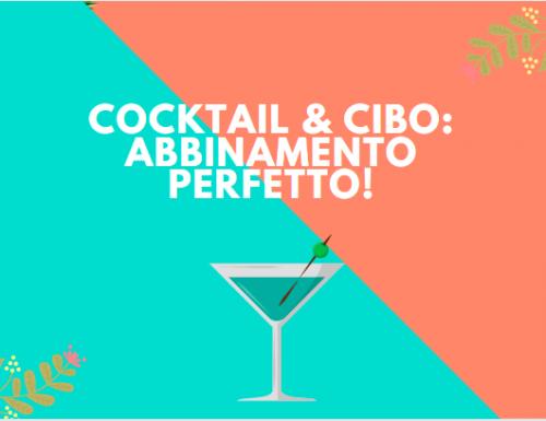 Cocktail e cibo
