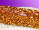 Salame al cioccolato con riso soffiato: goduriosisssssimo, ricetta dolce