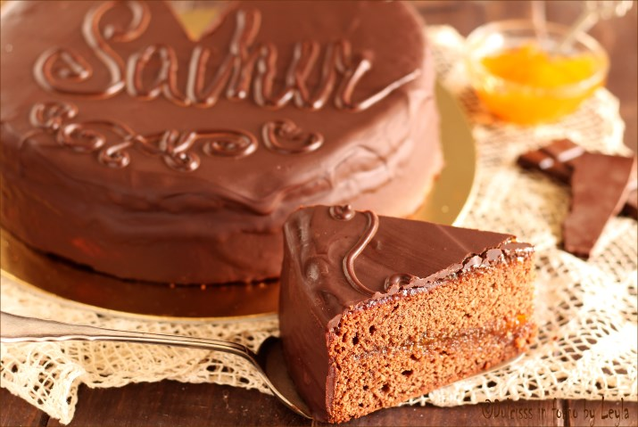 Sacher torte ricetta originale austriaca