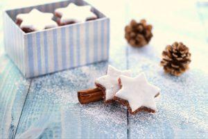 Zimtsterne – Stelle alla cannella, ricetta biscotti di Natale