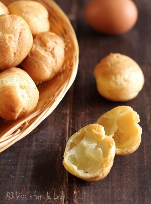 Come fare i bignè in casa Pasta choux o pasta bignè ricetta