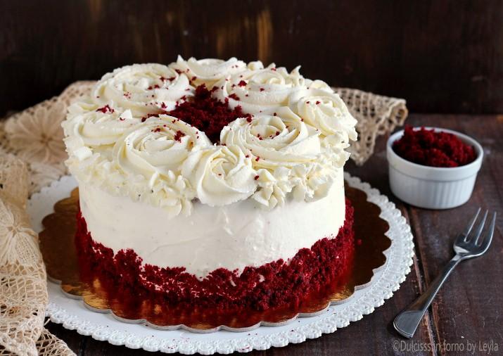 Red Velvet Cake Ricetta Originale Facile E Scenografica