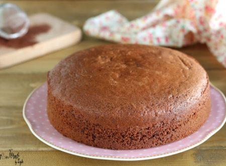 Torta Moretta, ricetta base
