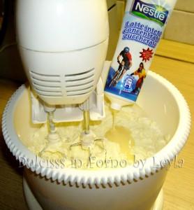 Crema al mascarpone con latte condensato: preparazione