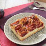 Crostata morbida di prugne Zwetschgendatschi ricetta Dulcisss in forno by Leyla ricetta alto adige ricetta tirolese ricette con le prugne torta di prugne alto adige