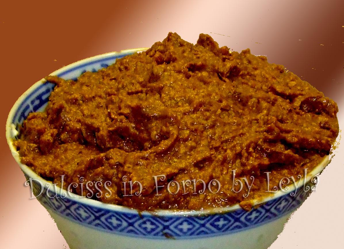 Crema Rocher, ricetta base | con nocciole, nutella, mascarpone, panna | Dulcisss in forno
