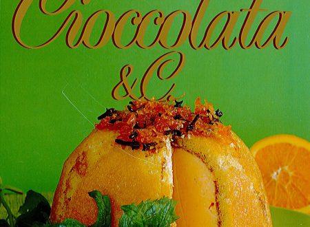 Rivista Cioccolata & C. : una mia torta tra le sue pagine…