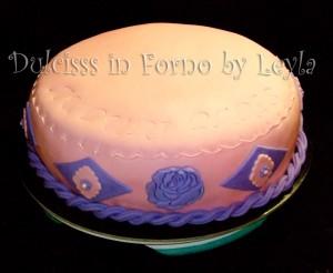 Come assemblare le torte a due o più piani, tutorial passo passo | Dulcisss in forno |