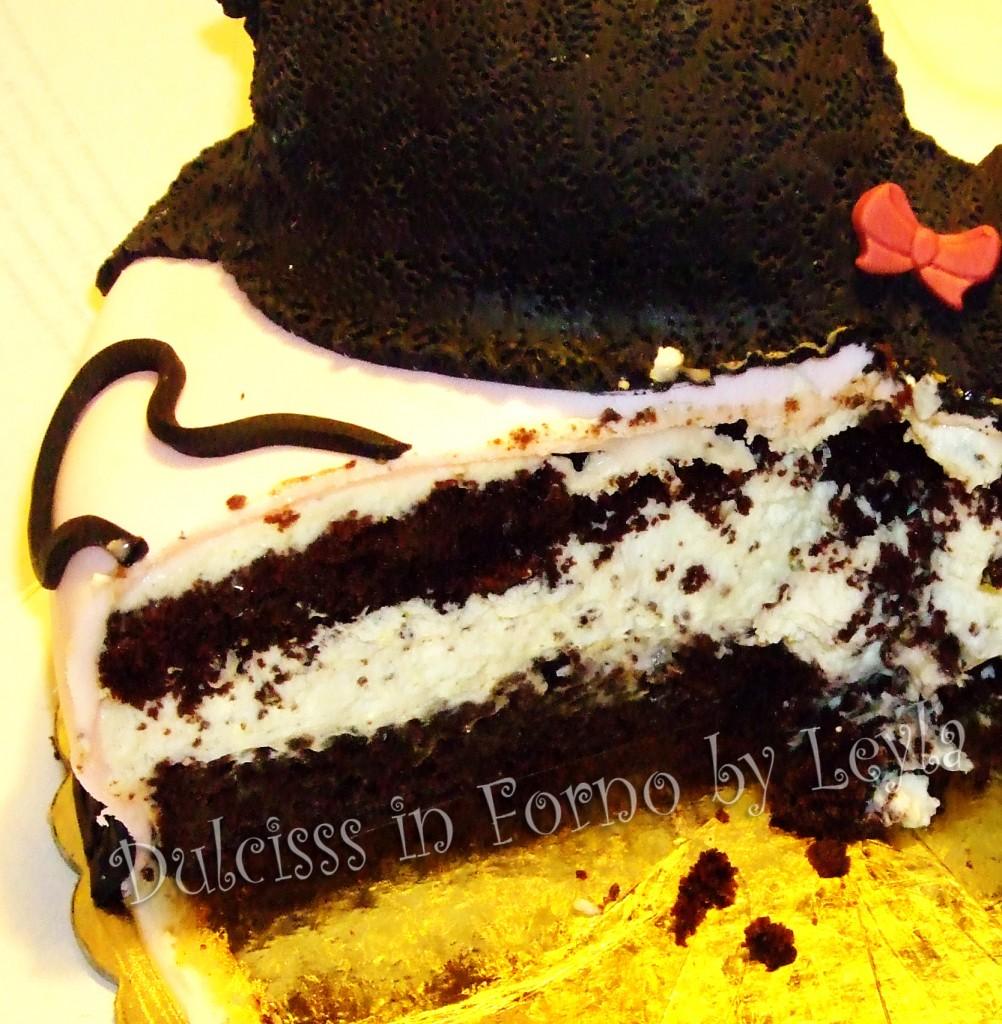 Torta Reggiseno e Perizoma in pasta di zucchero con tutorial | Dulcisss in forno |