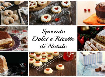 Ricette di Natale: biscotti e dolci natalizi – Speciale Natale