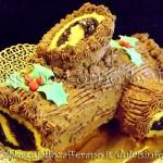 Tronchetto di Natale, ricetta natalizia tronchetto natalizio ricetta di Natale Dulcisss in forno