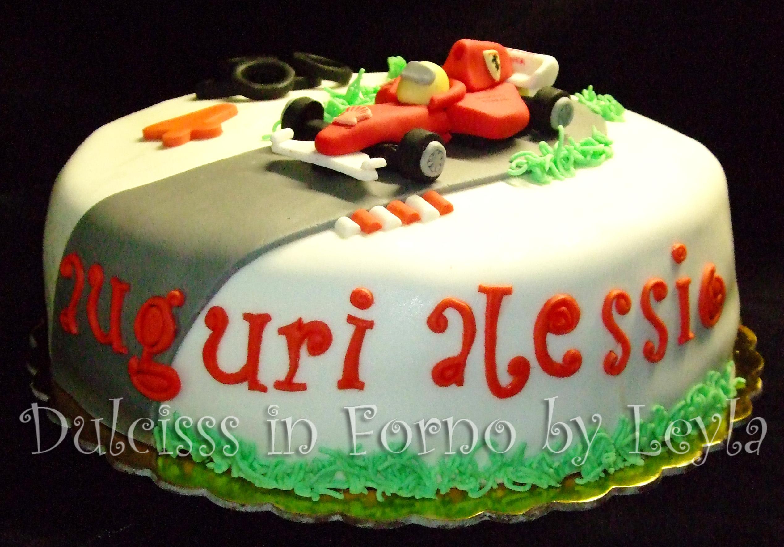 Torte pasta di zucchero macchine torta ferrari f1 decorata for Blaze e le mega macchine youtube