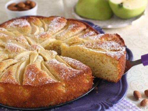 Torta di mele e yogurt soffice e morbidissima