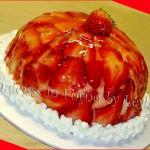 Torta di fragole rovesciata, ricetta passo passo torta di frutta ricetta con le fragole torta estiva torta estiva Alto Adige marmellata di fragole pan di spagna Dulcisss in forno