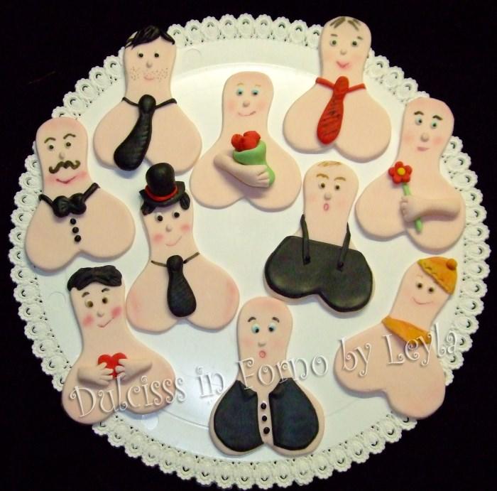 come fare la torta del pene)