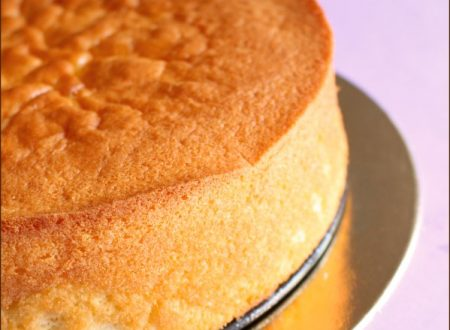 Pan di spagna allo yogurt, ricetta base senza olio e senza burro