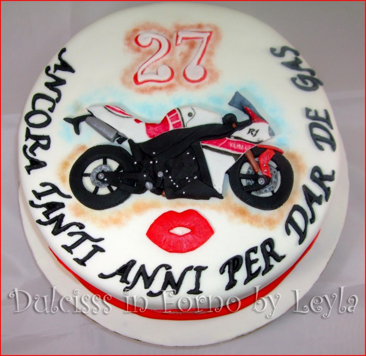 Mandav Birthday Cake