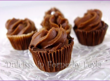 Cioccolatini al mascarpone farciti, ricetta passo passo
