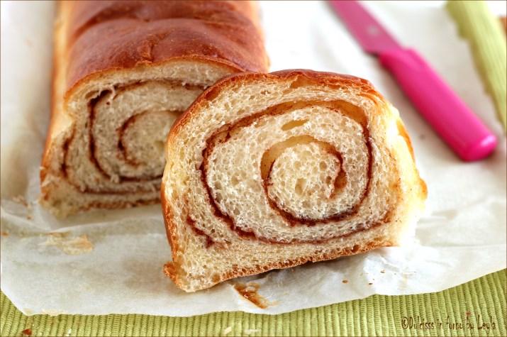 5363c7a7d4c pane dolce alla cannella pan bauletto alla cannella pane alla cannella  cinnamon bread cinnamon swirl bread